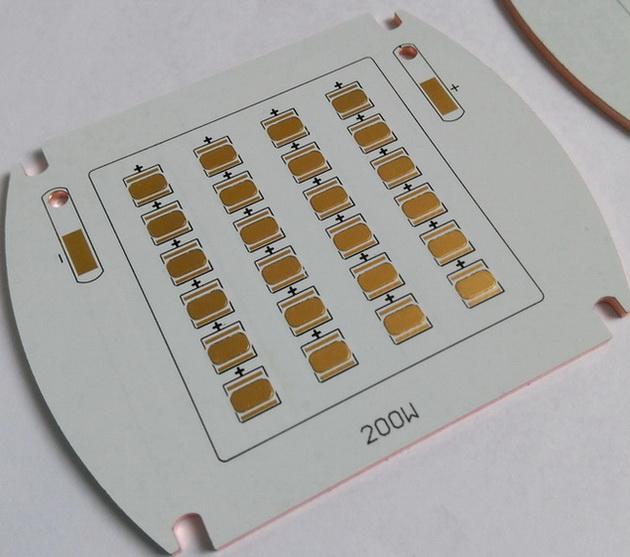 Cu-base PCB